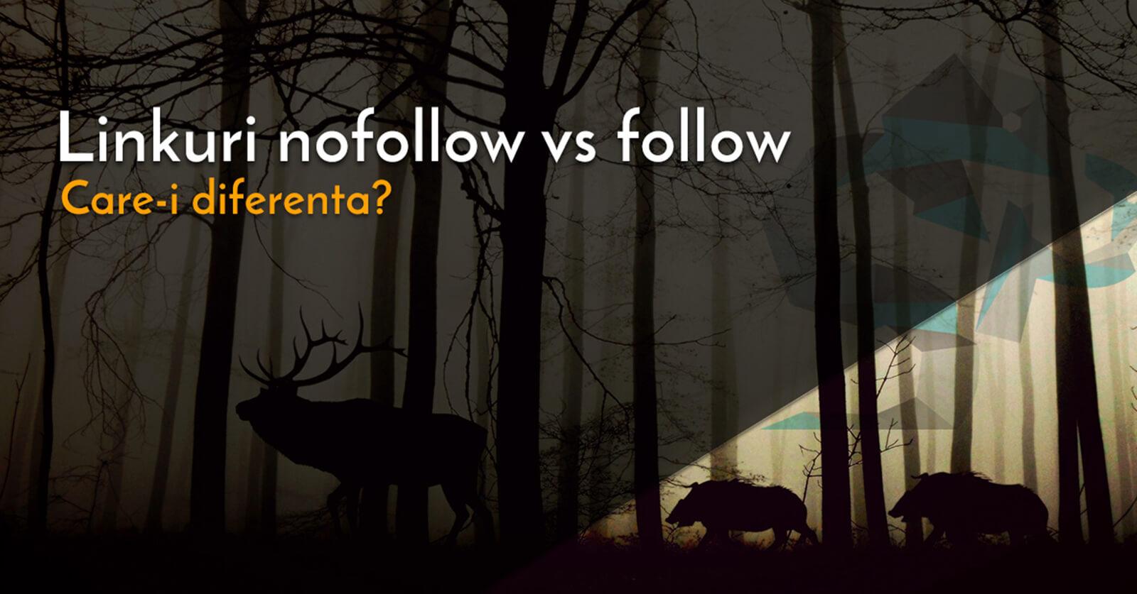 Linkuri nofollow si follow. Care-i diferenta?