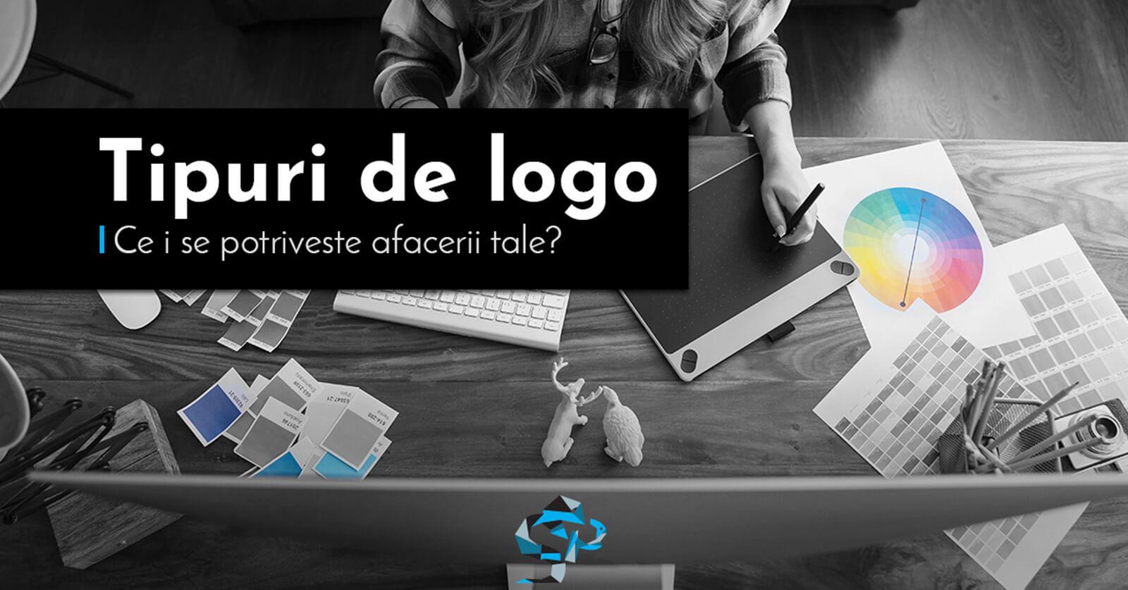 Tipuri de logo – ce i se potriveste afacerii tale?