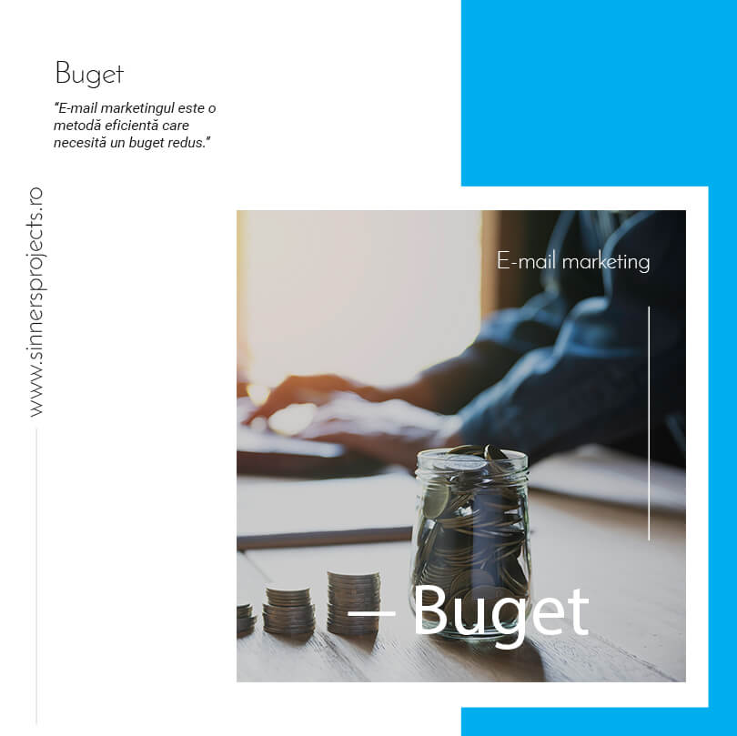 buget alocat reclama newsletter ecommerce romania