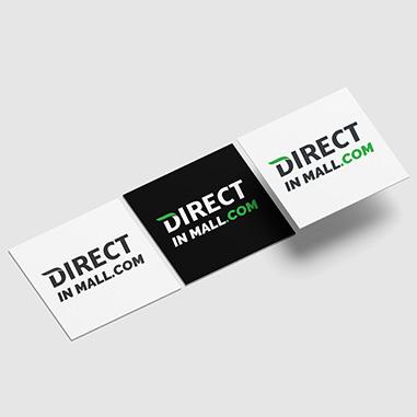 Logo design Directinmall